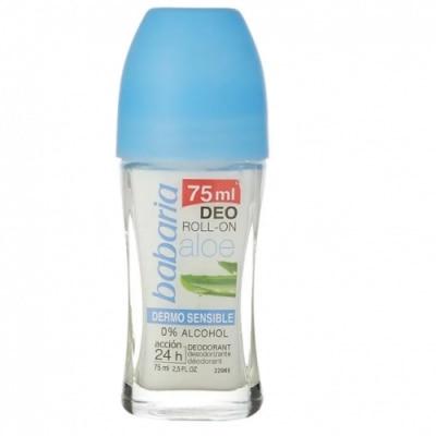 Babaria Babaria Desodorante Roll on Aloe Vera Dermo Sensible
