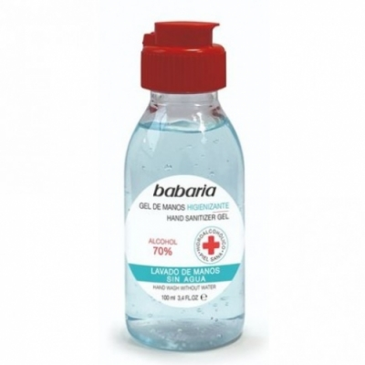 Babaria Babaria Gel de Manos Sanitizer Higienizante
