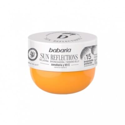 Babaria Babaria Gelatina Bronceadora Sun Reflections SPF15