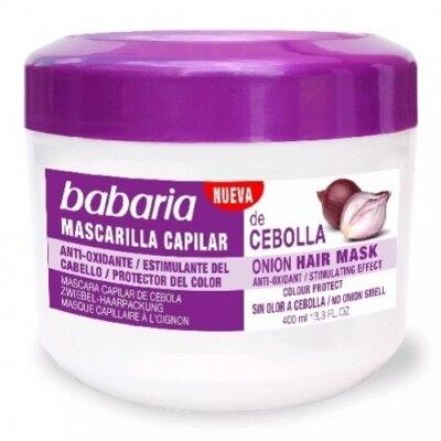 Babaria Babaria Mascarilla de Cebolla