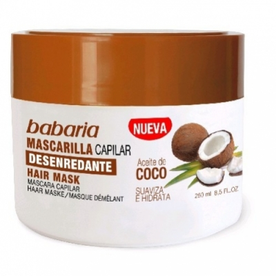 Babaria Babaria Mascarilla de Coco