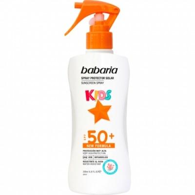 Babaria Babaria Spray Protector Solar Infantil SPF50+