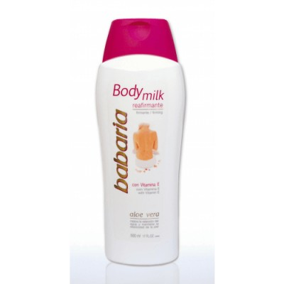 Babaria Body Milk Reafirmante