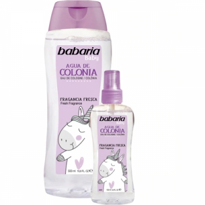 Babaria Pack Babaria Baby Colonia Infantil