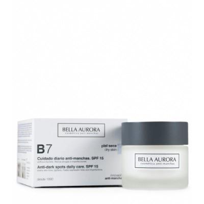 Bella Aurora B7 Cuidado Diario Antiedad Antimanchas Piel Normal-Seca