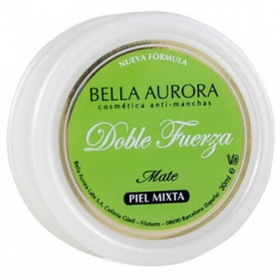 Bella Aurora Bella Aurora Crema Doble Fuerza Mate