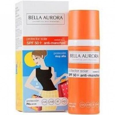 Bella Aurora Bella Aurora Protector Solar SPF50+ Piel Normal-Seca