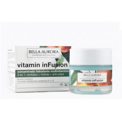 Bella Aurora Vitamin Infusion Hidratante 50 ML