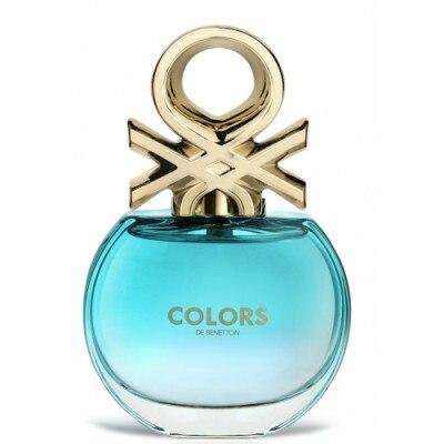 Benetton Colors Blue For Her Eau de Toilette