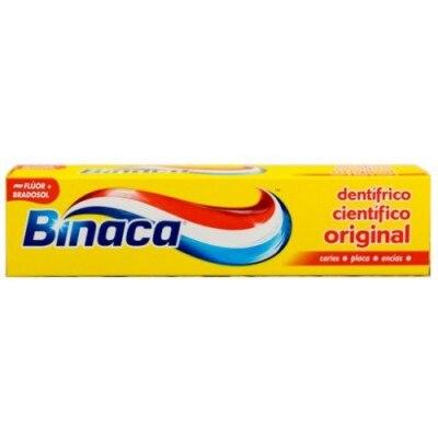 Binaca Binaca Pasta Dental Amarillo