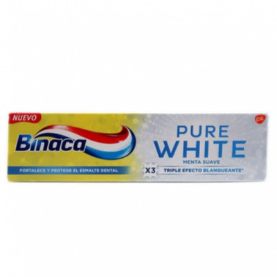 Binaca Pasta Binaca Pure White
