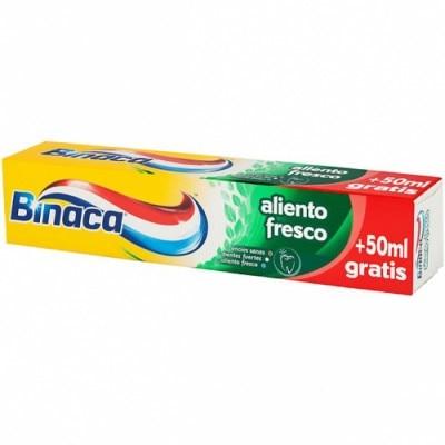 Binaca Pasta Dental Menta Fresca