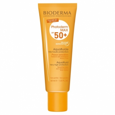 Bioderma Bioderma Photoderm Max SPF50+ Aqua Fluido