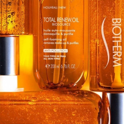 Biotherm Biotherm Biosource Total Renew Oil Desmaquillante