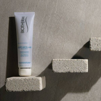Biotherm Boisource Gel Limpiador Exfoliante