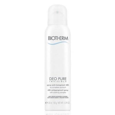 Biotherm Desodorante Pure Invisible Spray 48 H
