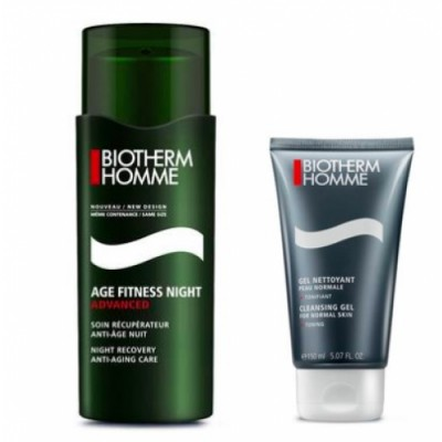 Biotherm Estuche Age Fitness Homme