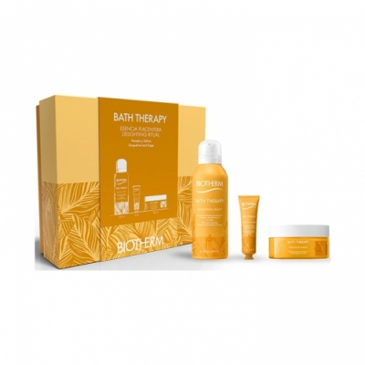 Biotherm Estuche Biotherm Bath Therapy Delighting Blend