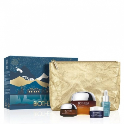 Biotherm Estuche Biotherm Blue Therapy Amber Algae Revitalize Día