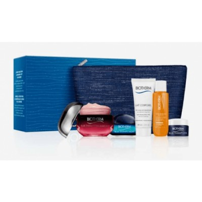 Biotherm Cofre Blue Therapy Red Algae Biotherm