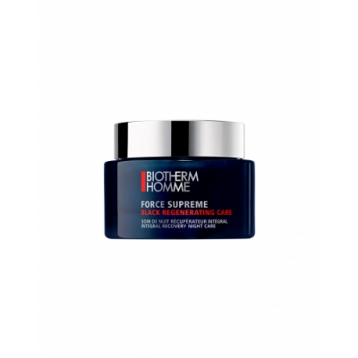 Biotherm Biotherm Homme Force Supreme Black Regenerating Care Crema Antiedad De Noche