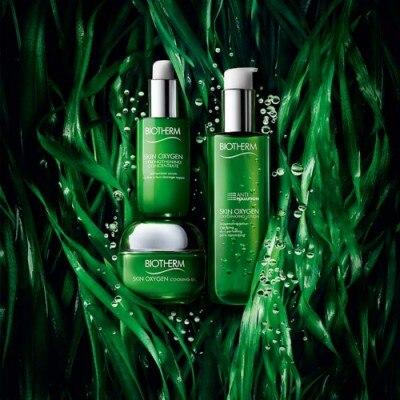 Biotherm Biotherm Skin Oxygen Cooling Gel Antioxidante