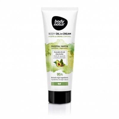 Body Natur Body Natur Aceite en Crema Corporal Aguacate