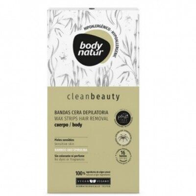 Body Natur Body Natur Bandas Cororales Cleasing Beauty Piel Sensible
