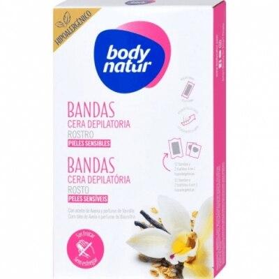 Body Natur Body Natur Banda Rostro Hipoalergénica Body Natur
