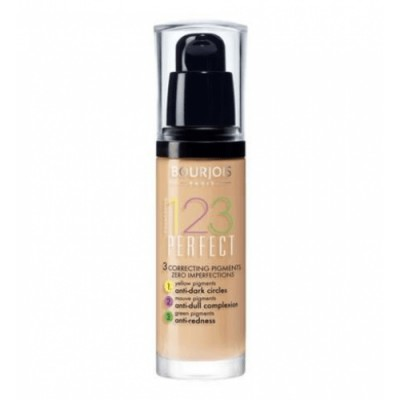 Bourjois Fondo Maquillaje 123 Perfect