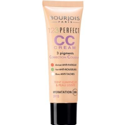 Bourjois Fondo Maquillaje CC Cream