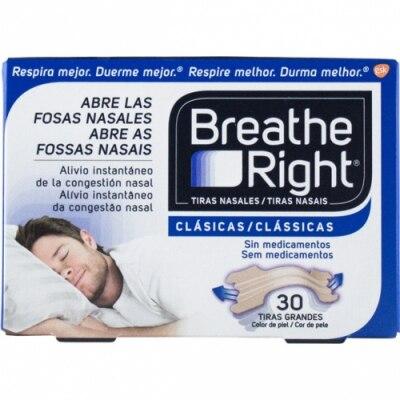 Breathe Breathe Right Tiras Nasales