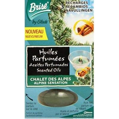 Brise Ambientador Aceites Perfumados Alpes