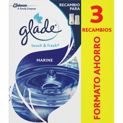 Glade Glade Touch and Fresh - Pack Recambio Marine