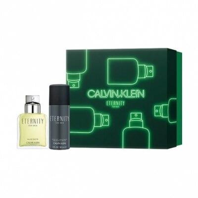 CALVIN KLEIN Estuche Calvin Klein Eternity Men Eau de Toilette