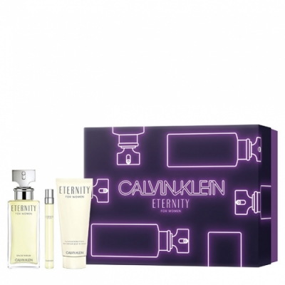CALVIN KLEIN Calvin Klein Estuche Eternity Woman Eau de Parfum