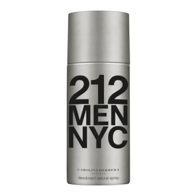 Carolina Herrera 212 Men Desodorante Spray