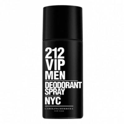 Carolina Herrera 212 Vip Men Desodorante Spray