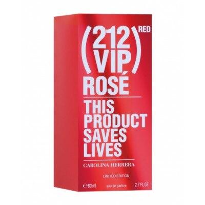 Carolina Herrera 212 VIP Rosé Red Eau de Parfum Edición Limitada