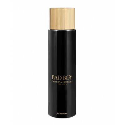 Carolina Herrera Bad Boy Gel De Ducha