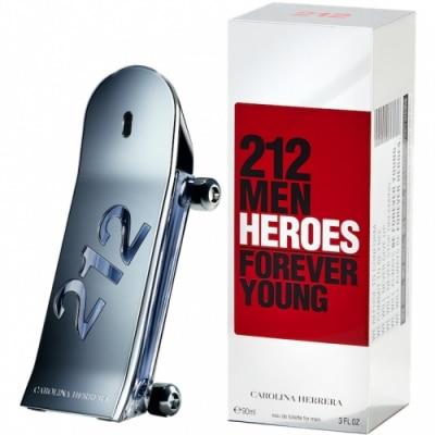 Carolina Herrera Carolina Herrera 212 Héroes Men Eau de Toilette – Perfume Masculino