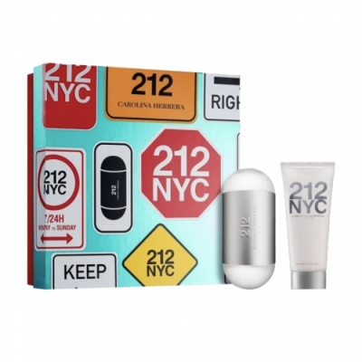 Carolina Herrera Estuche Carolina Herrera 212 Nyc For Her