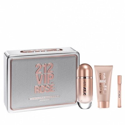 Carolina Herrera Cofre 212 Vip Rose Eau de Parfum