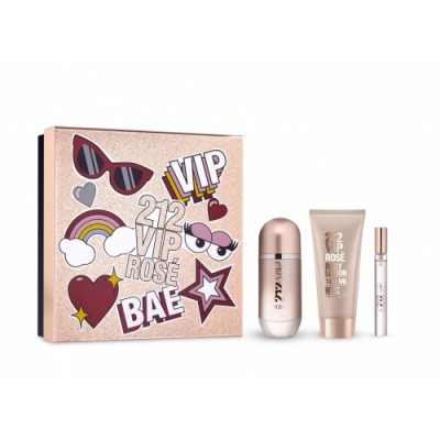 8fc847119 Carolina Herrera Estuche 212 Vip Rosé Eau de Parfum | Douglas.es