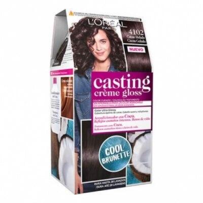 Casting Loreal Paris Tinte Casting Creme Gloss nº410