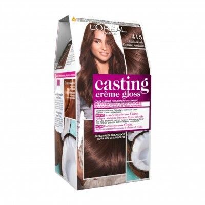 Casting Tinte Capilar N 415 Castaño Helado