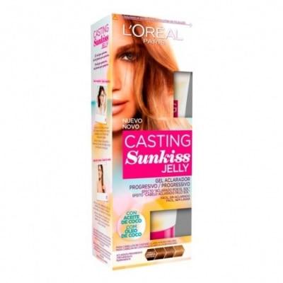Casting Tinte Capilar Sunkiss Jelly para Cabello Castaño