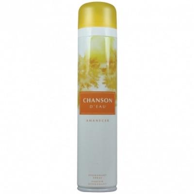 Chanson Chanson Desodorante D` Eau Spray Amanecer