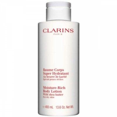 Clarins Balsamo Super Hidratante Para Cuerpo