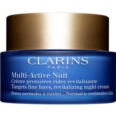 Clarins Multi Active Noche Crema Ligera